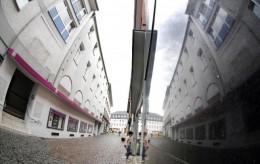 Mainz Lokales /  ehemalige tic in der spitzengasse 2 - Foto: Harald Kaster