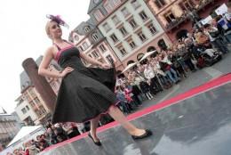 mainz lokales / URBAN FASHION in der Innenstadt Verkaufsoffener Sonntag - Pineapple Dresses Foto: Sascha Kopp