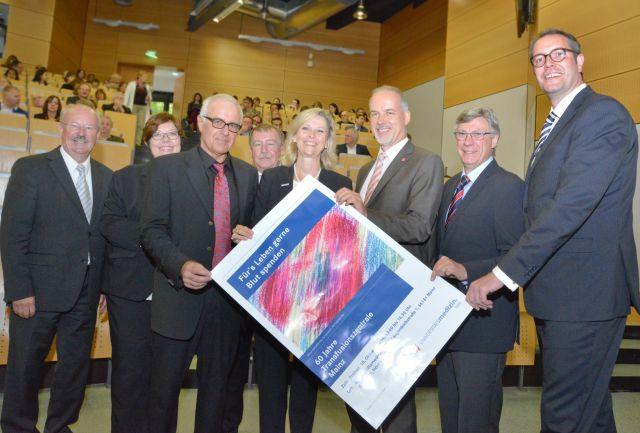 60 Jahre Transfusionszentrale