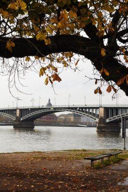 Aufmacher mit Brücke