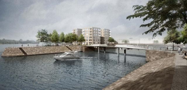 14-12-03 Visualisierung Klappbrücke Zollhafen (2)