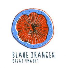 blaue orangen