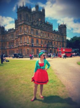 Sabine Downtown Abbey