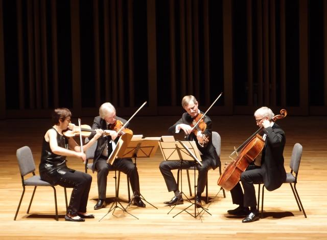 Quatuor Manfred_Konzert (c)Quatuor Manfred