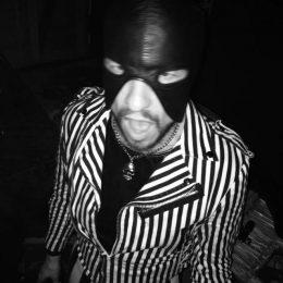 Psycho-Jones blackwhite by Uzi Mayer