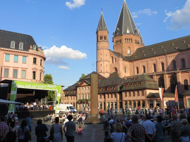 Mainz lebt auf seinen Plätzen 2014