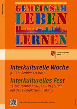 interkulturelles fest